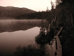 Early Morning Reflections on Lake Colden, Adirondacks, NY