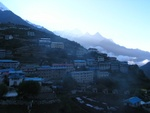 Namche Morning