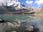 Highlight for Album: Cho La Pass, Gokyo & the Return