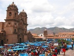 Christmas Eve in Cusco
